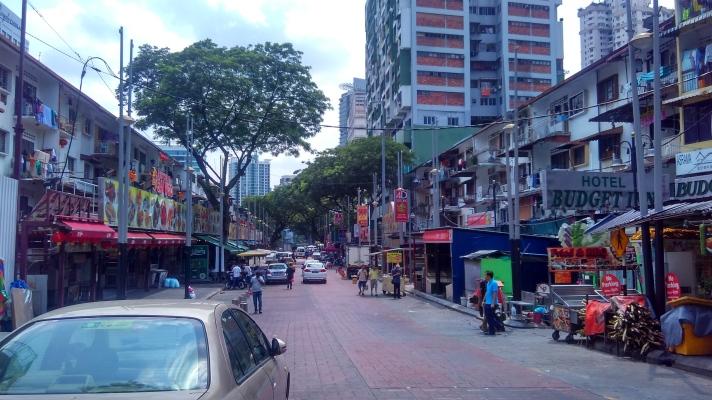 Bukit Bintang Culinary Area