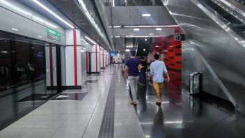 Platform MRT
