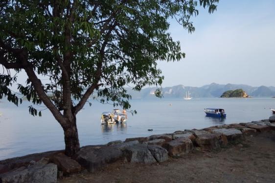 Laut di Langkawi