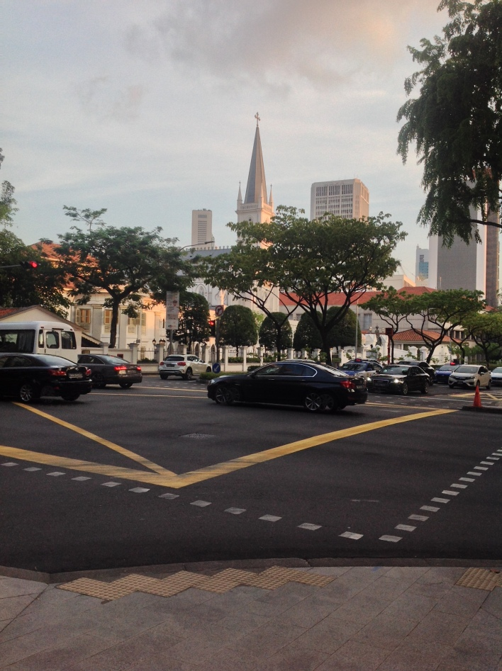 Uptown Junction and Church (Bugis-BrasBasah)